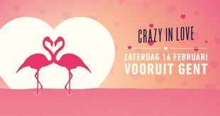 Nachtleven Funky Fabric - Crazy Love