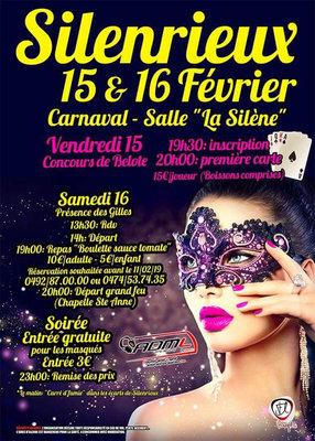 Soirées Carnaval Silenrieux
