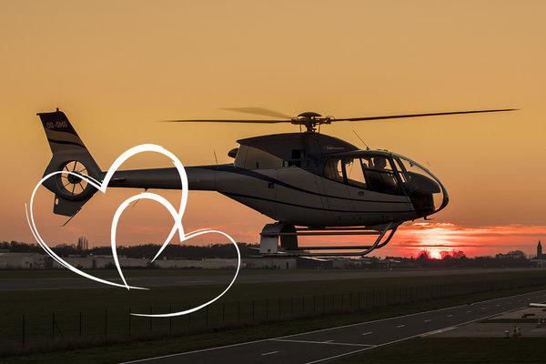 Ontspanning Helikoptervluchten Valentijn