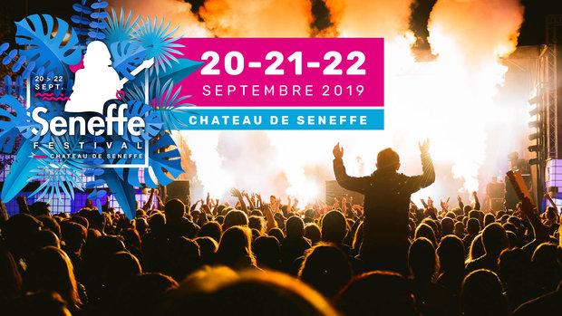 Concerten Seneffe Festival