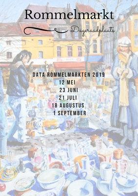 Rommelmarkt Dageraadplaats