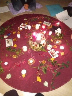 Workshops • Klankconcert  celebrating seasons