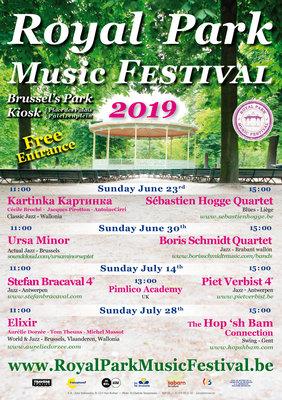 Concerts Royal Park Music Festival