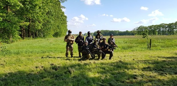 Ontspanning Flanders Airsoft