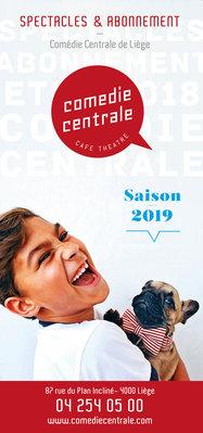 Spectacles Comedie Centrale Liège: est encore temps vous abonner