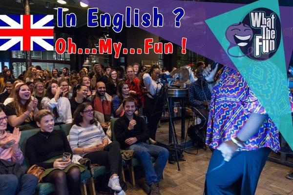 Voorstellingen What Fun English !