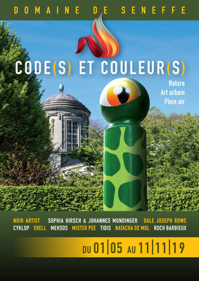 Expositions Codes couleurs