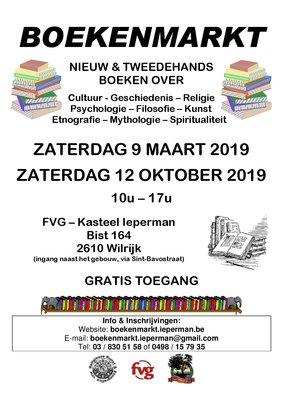 Ontspanning Boekenmarkt Ieperman
