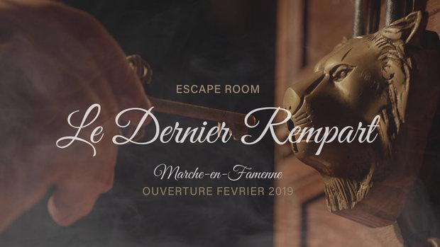 Loisirs Escape room - Dernier Rempart