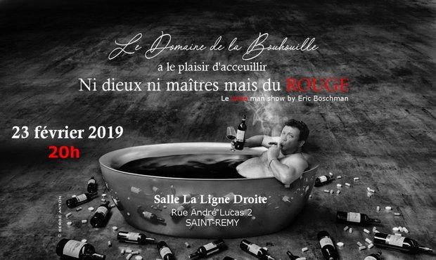 Spectacles Soirée dégustation + wine show