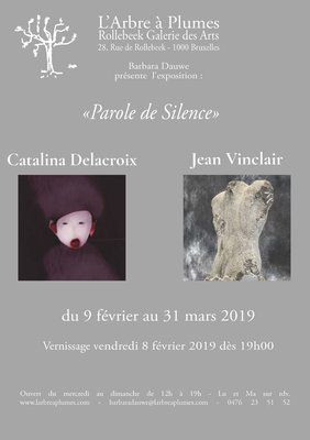 Expositions Exposition Jean Vinclair Catalina Delacroix