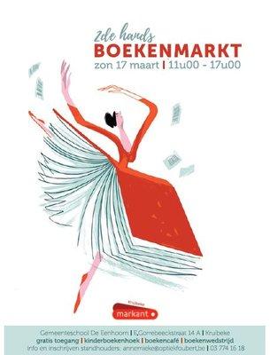 Ontspanning Markante boekenmarkt