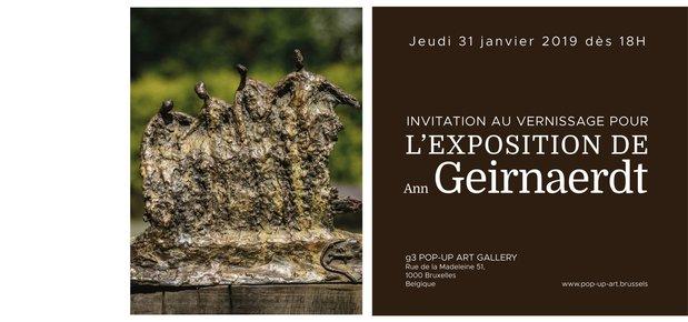Expositions En Route Réflexion, Geirnardt Alexandre Beridz