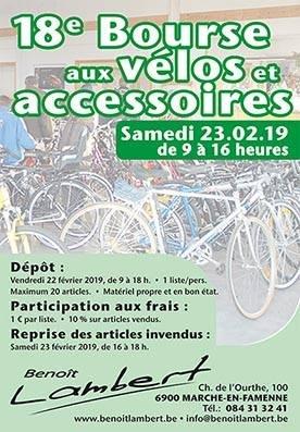 Loisirs Bourse vélos accessoires