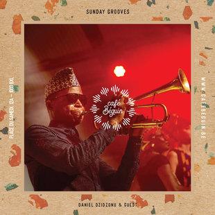 Concerten Sunday Grooves - Daniel Dzidzonu & Guest (AfroBeat)