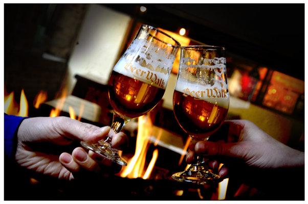 Ontspanning BeerWalk Brussel - Stadswandeling & Bierproeverij