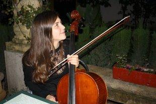 Concerts Duo Sara Fontán Ferreira, violoncelle & Kristina Kebet, piano
