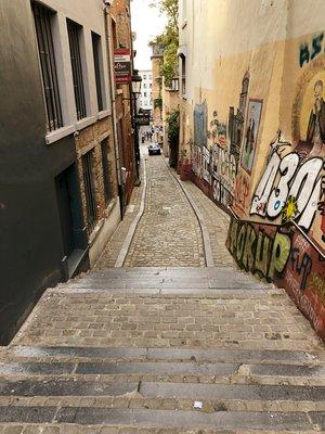 Loisirs Visite guidée gratuite : Bruxelles Rebelle