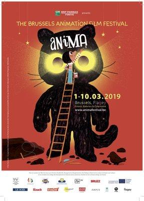 Voorstellingen Anima Festival