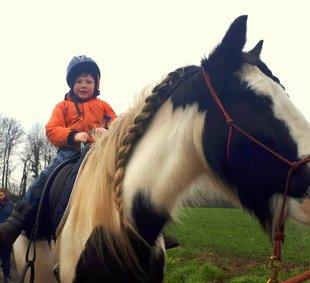 Loisirs Balade à poneys