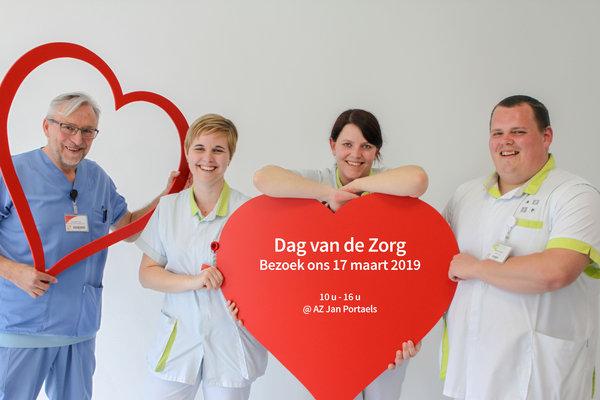 Ontspanning  Dag de Zorg  opendeurdag Jan Portaels