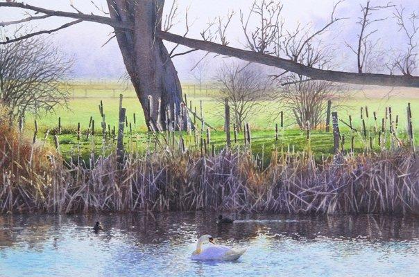 Tentoonstellingen Magische Landschappen - Aquarel tentoonstelling Gruwier