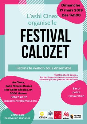 Loisirs Festival Calozet