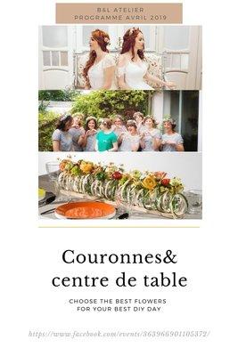Stages,cours L Atelier floral d Uccle B&L