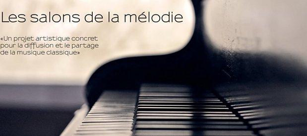 Concerts Les salons la mélodie