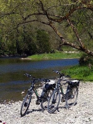 Loisirs Location vélo électrique