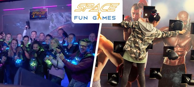 Loisirs Space Games | Laser Games & Team Games