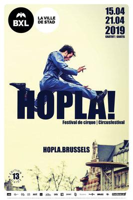 Voorstellingen Hopla! - Carte blanche étudiants l'ESAC - Ecole Supérieure Arts Ci