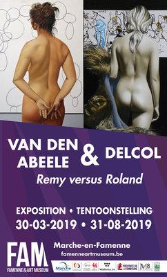 Expositions Van Abeele & Delcol Remy versus Roland
