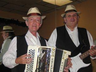 Soirées Thé dansant avec l accordéoniste Tillieux :