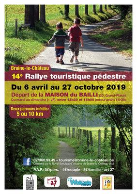 Loisirs Rallye touristique pédestre (14e éd.)