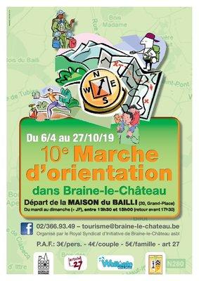 Loisirs Marche d orientation (10e éd.)
