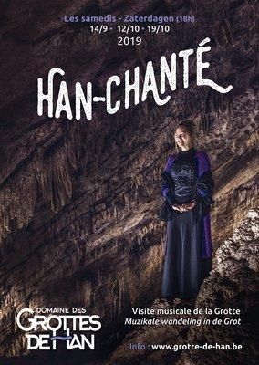Loisirs Visite Han-chanté