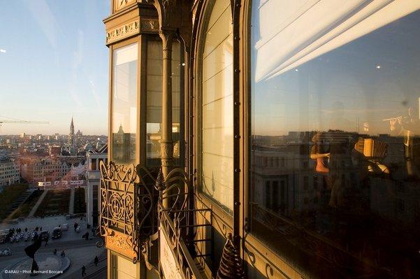 Loisirs Visite guidée  Bruxelles 1900 - nouveau