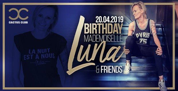 Soirées Mademoiselle Luna - Birthday Party