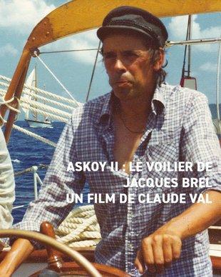 Spectacles Askoy le bateau Jacques Brel