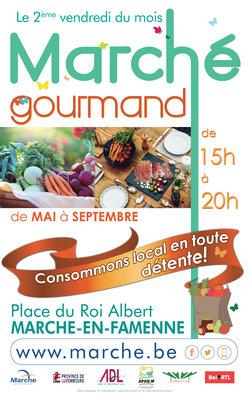 Loisirs Marché Gourmand