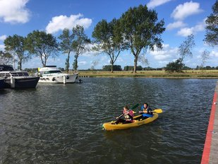 Ontspanning Verhuur kajaks kano s