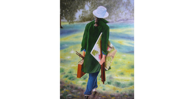 Expositions Exposition peinture : Danielle Belle-Josse