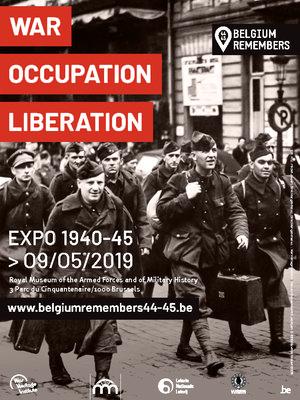 Tentoonstellingen Oorlog – Bezetting – Bevrijding