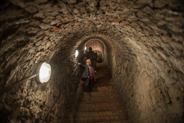 Loisirs Visite guidée souterrains la Citadelle