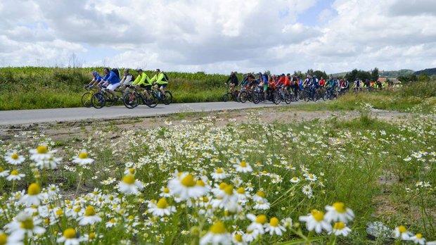 Loisirs Balade cycliste familiale