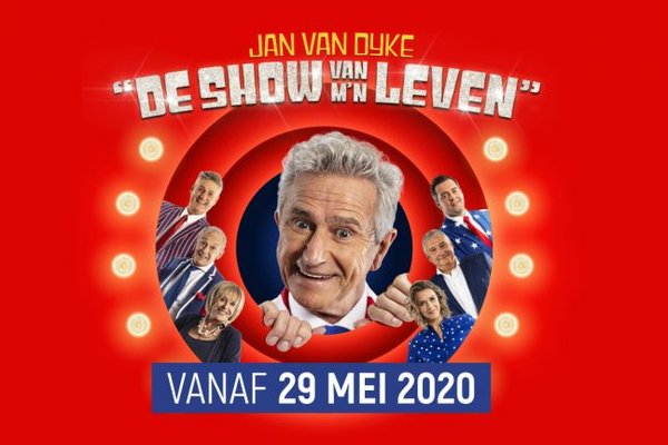 Jan Van Dyke - Jubileumshow 70 jaar
