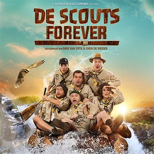 Voorstellingen Sven Ridder De Scouts Forever