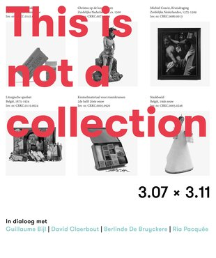 Tentoonstellingen This not a collection