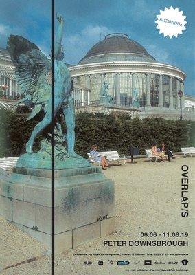 Expositions Peter Downsbrough -  Overlap/s